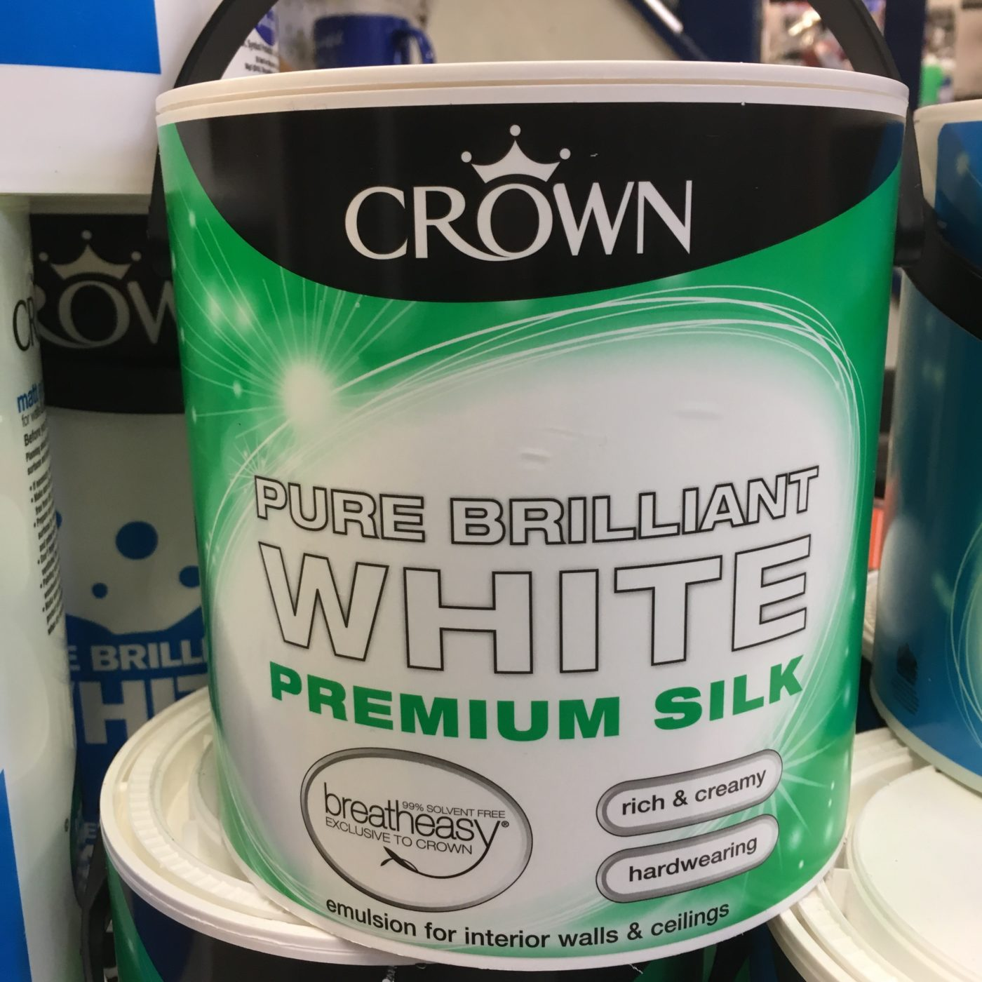 crown prem silk