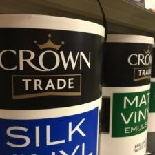 crown paint trade